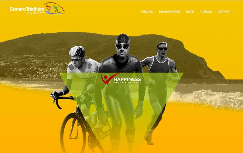 sito web desktop conero triathlon numana